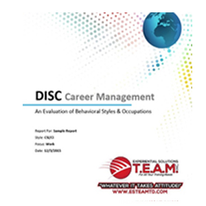 DISC-Career-Management-Profile